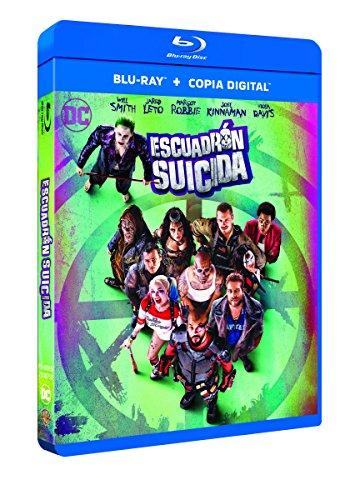 Escuadrón Suicida [Blu-ray]