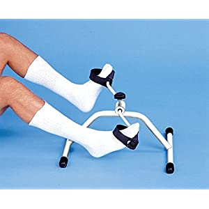 514jJYNcWdL. SS300  - Armchair HD Pedal Exerciser Arms Leg Restore Muscle Strength Blood Circulation