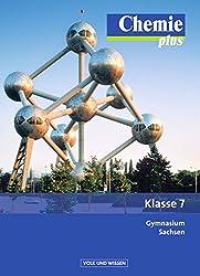 Chemie plus - Neue Ausgabe - Gymnasium Sachsen: 7. Schuljahr - Schülerbuch