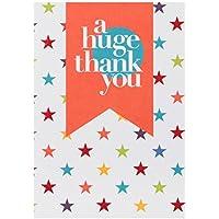 Hallmark Thank You Card 'Huge Thank You' - Medium