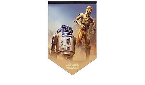 Toys 64236126 Star Wars Premium Banner Wincraft