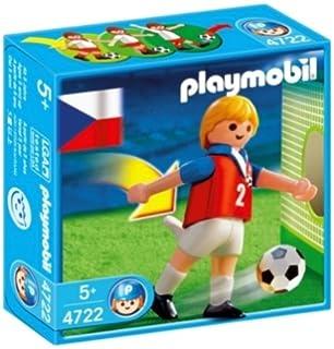 Playmobil  Joueur football Turquie dp BBUG