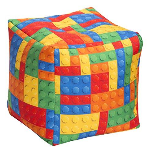 Sitting Point Kindersitzsack Cube Bricks