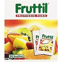 Fruttil – Fructosa pura – 50 unidades de 4 g parent