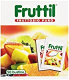 Fruttil - Fruttosio Puro - 200 g 50 bustine