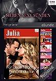 Sieben sexy Sünden - 7-teilige Serie (eBundles)
