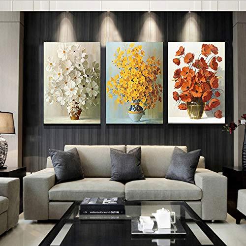 Estilo Nórdico Sala De Estar Pintura Decorativa Sofá Fondo Pared Atmósfera Simple...