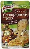 Knorr Sauce Champignons des Bois 22cl - Lot de 4