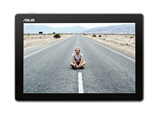 Asus ZenPad ZD300CL-1A006A 10.0 25,40 cm (10,0 Zoll) Tablet PC (Intel Atom Z3560, 2GB RAM, 32GB eMMC, 4G , Android) Schwarz (Tablet Android Asus Zoll 10)