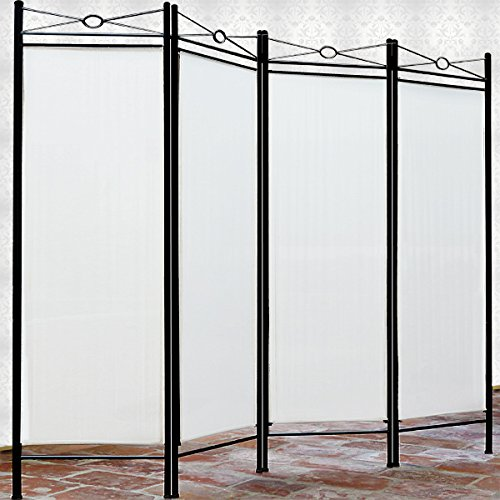 Deuba Paravent Lucca 180x163cm |...