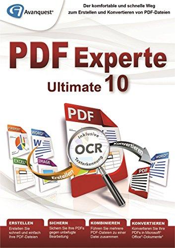 Download Windows 7 Ultimate (PDF Experte 10 Ultimate - Der komfortable und schnelle Weg zum Erstellen und Konvertieren von PDF-Dateien! Windows 10, 8, 7, Vista, XP [Download])