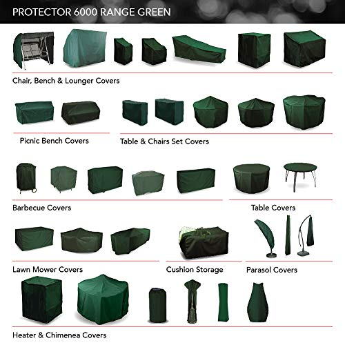 Polyester Schutzbezug - Schutzhülle für Gasflasche 15 kg