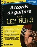 Telecharger Livres Accords de guitare Pour les Nuls edition augmentee (PDF,EPUB,MOBI) gratuits en Francaise