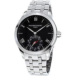 Frederique Constant Geneve Horological Smartwatch FC-285B5B6B Clásico & sencillo
