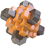 Playtastic Geduldspiel aus Holz - Magic Criss-Cross