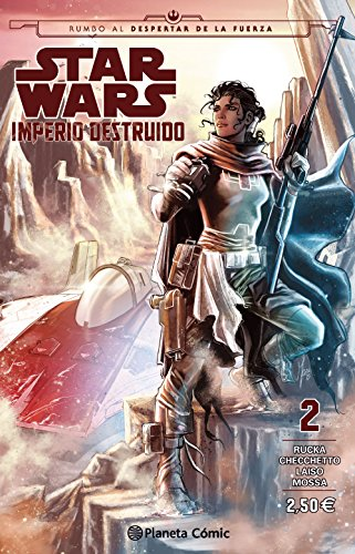 Star Wars Imperio destruido (Shattered Empire) nº 02/04 (Star Wars: Cómics Grapa Marvel) por AA. VV.