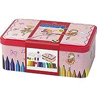 Faber-Castell 5062155534 Eğlenceli Keçeli Kalem Kutu, 33 Renk