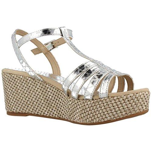 Sandalen/Sandaletten, farbe Silber , marke UNISA, modell Sandalen/Sandaletten UNISA KUSONO SNM Silber Silber