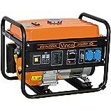 Generador de corriente Gasolina 2,8 kw Motor monofásico