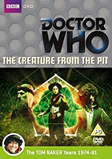 Doctor Who - The Creature from the Pit [DVD] [1979] (B003DA60C6) | Amazon price tracker / tracking, Amazon price history charts, Amazon price watches, Amazon price drop alerts