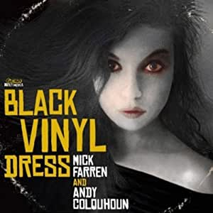 The Woman In The Black Vinyl Dress