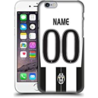 Personalizzata Personale Juventus Football Club Home Cover Retro Rigida per Apple iPhone 6 / 6s