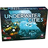 MS Edizioni Underwater Cities Gioco da Tavolo in Italiano