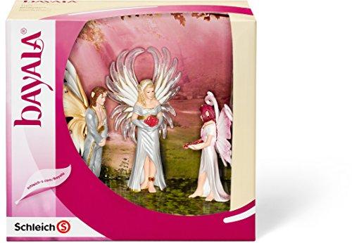 Schleich 41809 -  Figura/ miniatura Catálogo de Paisaje paquete de los Elfos de la boda
