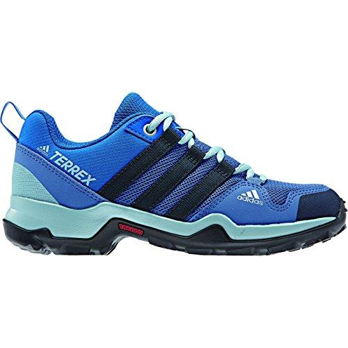 adidas Unisex-Kinder Terrex AX2R Trekking-& Wanderhalbschuhe, Blau (Azretr/Maosno / Gricen 000), 33 EU