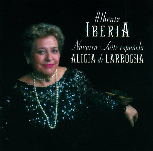 Albéniz: Ibéria; Navarra; Suite Española
