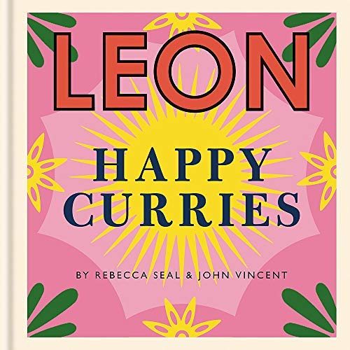 Leon Happy Curries (Happy Leons Book 1) (English Edition)