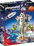 Playmobil- Fusée Mars avec Plateforme de Lancement, 9488, Coloré