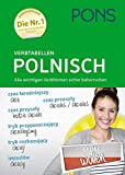 PONS Verbtabellen Polnisch: Alle wichtigen Verbformen sicher beherrschen