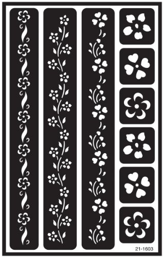 armour-etch-over-n-over-stencil-floral-borders