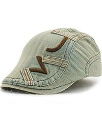 Impression 1 PCS Boinas Ocio Retro Hat Gorra de golf Sombrero de Sol  Deporte al Aire 8f706205673
