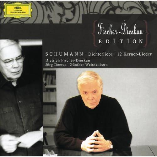 Schumann: Zwölf Gedichte, Op.35 - Lust der Sturmnacht