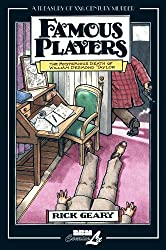 Famous Players: The Mysterious Death of William Desmond Taylor (Treasury of XXth Century Murder) by Rick Geary (2009-08-01)