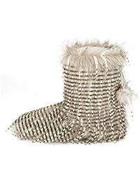 Amazon.it  natale - Marrone   Pantofole   Scarpe da donna  Scarpe e borse 8f3d28ddc0f