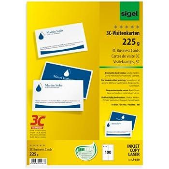 Sigel Sw670 Businesscard Software Gestaltungs Software