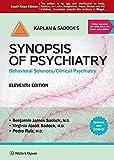 Kaplan & Sadock's Synopsis Of Psychiatry Behavioral Sciences/Clinical Psychiatry