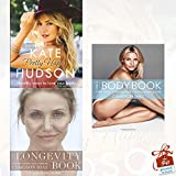 Pretty Happy, The Longevity Book and The Body Book 3 Books Bundle Collection With Gift Journal - The Healthy Way to Love Your Body