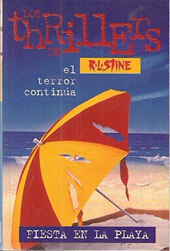 Fiesta En La Playa par R.L.Stine