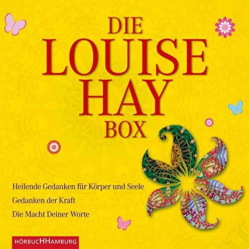 Die Louise-Hay-Box: 3 CDs (Louise Hay Audio Cd)