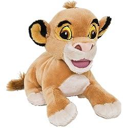 Disney el rey león 403565–Simba Peluche 20cm