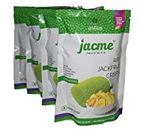 Jackfruit Chips | Set of 4 (50 Grams Each)