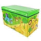 Zizzi - Niños infantil almacenaje grande juguete caja chicos chicas...