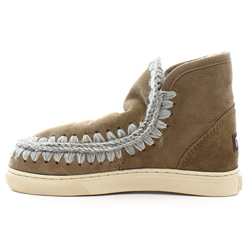 Mou Stivali Montone Mini Eskimo Sneaker Dark Stone Dark Stone