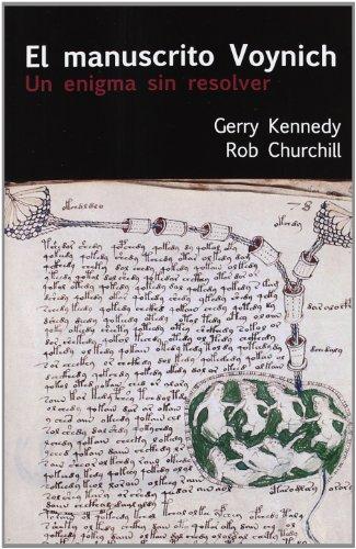 El manuscrito Voynich: Un enigma sin resolver (Historia) por Gerry Kennedy