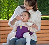 #10: HOME CUBE® Baby dinning lunch chair/seat safety belt/portable infant seat/dinning chair Belt - Random Color