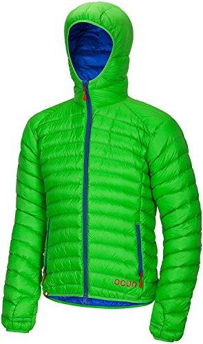 Ocun Tsunami Down Jacket Green/Blue
